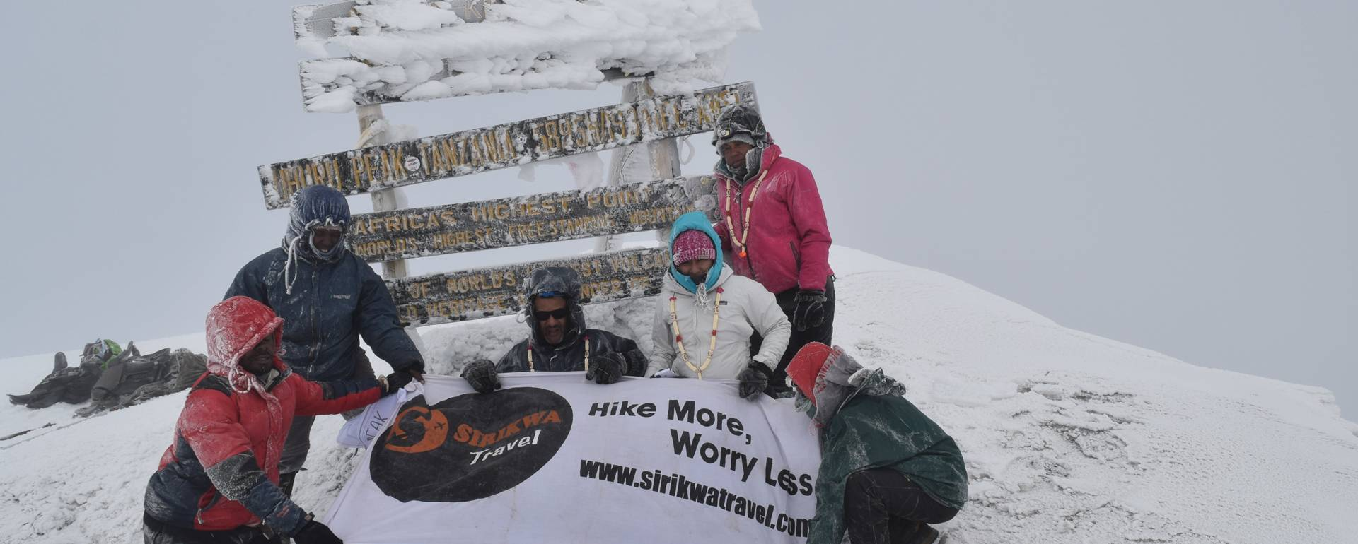 kilimanjaro Group Joining